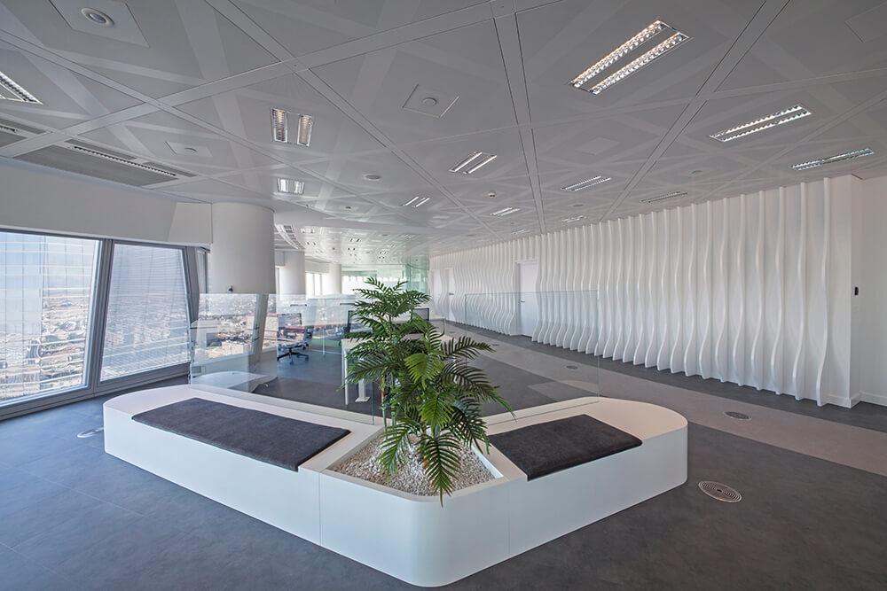 oficinas diseñadas para impulsar el talento