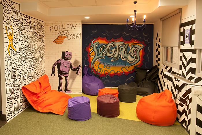 diseño de espacios corporativos